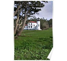 Admiraltry Head Lighthouse Poster