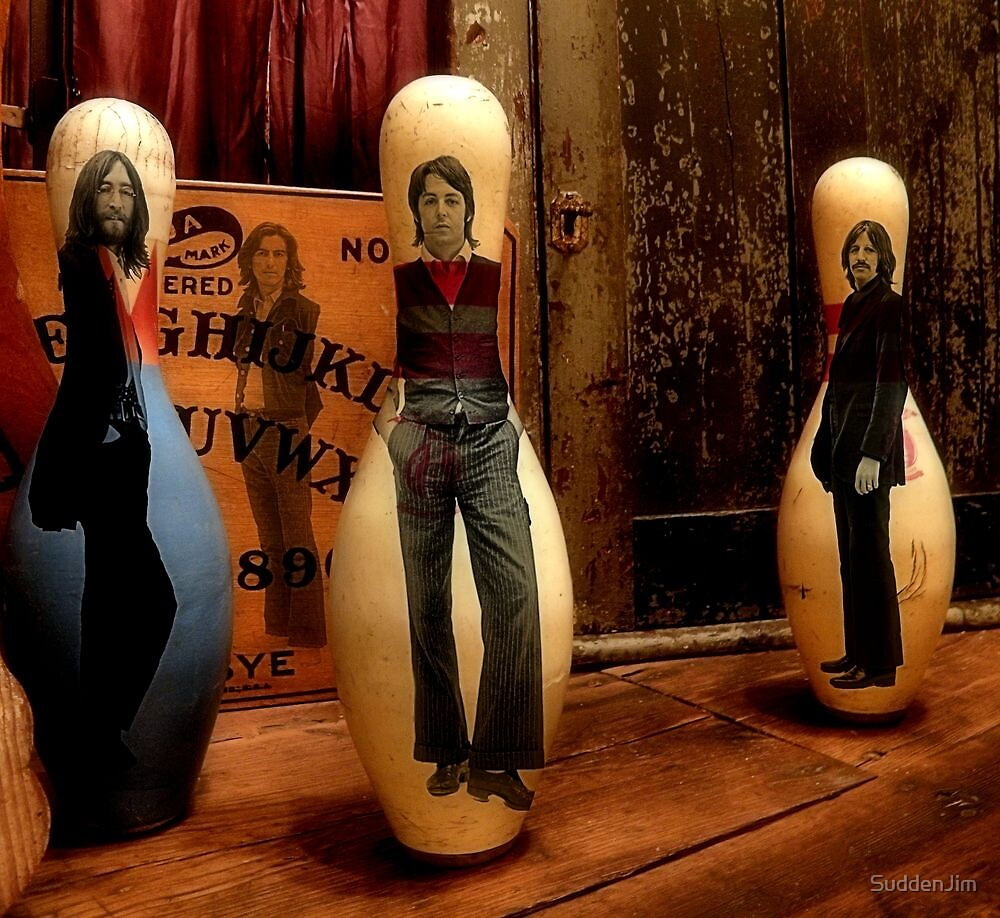 Bowling For Beatles by SuddenJim