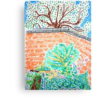 Apple Tree Canvas Print