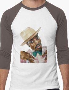 Andre 3000 Men's Baseball ¾ T-Shirt