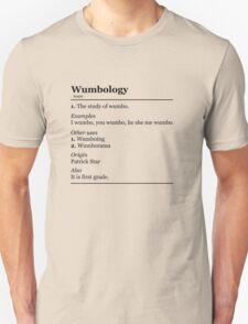 Wumbology Unisex T-Shirt