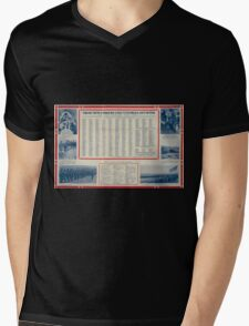 These New Yorkers volunteered last week Is your name on this list 002 Mens V-Neck T-Shirt