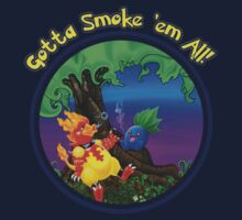 Gotta Smoke em All by Tanya Ziegler