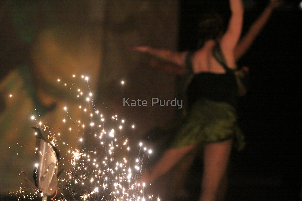 She Sparkles by Kate Purdy