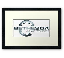 Bethesda Game Studio Framed Print