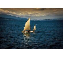 Full Sail Photographic Print