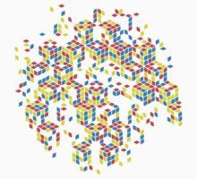 Rubix Cubes by Stt2Design
