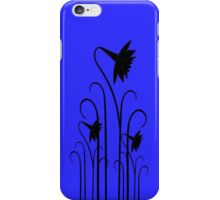 A Flower's Shadow iPhone Case/Skin