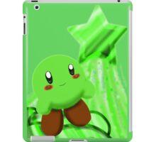 Green Kirby iPad Case/Skin