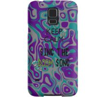 Keep Calm and Sing the Doom Song Samsung Galaxy Case/Skin