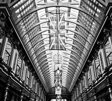 Leadenhall Market London by DavidHornchurch