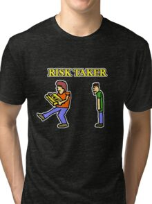 Risk Taker Tri-blend T-Shirt