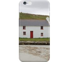 White House, Red Door iPhone Case/Skin
