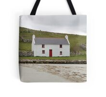 White House, Red Door Tote Bag