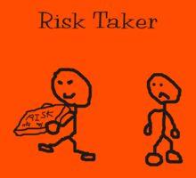 Risk Taker (Original stick figure version) by DrewSomervell