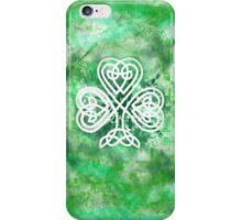 Celtic Luck iPhone Case/Skin