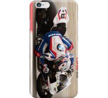 MARCO MELANDRI at Miller Motorsports park 2012 iPhone Case/Skin