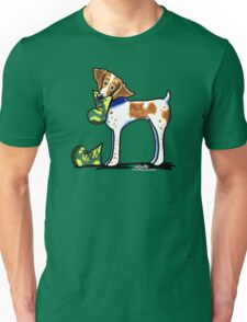Brittany with Dad's Boots Unisex T-Shirt