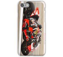 MAX BIAGGI at Miller Motorsports park 2012 iPhone Case/Skin