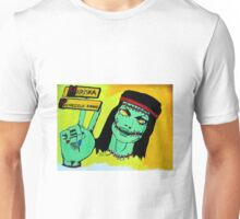 Lollipop Chainsaw: Mariska, The Psychedelic Zombie Unisex T-Shirt