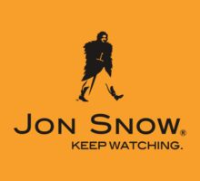 Jon Snow keep watching by hunekune