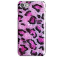 Pink Leopard Spots (Iphone case) iPhone Case/Skin