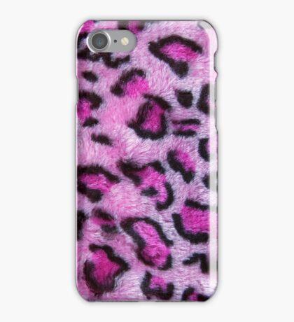 Pink Leopard Spots (Iphone case) iPhone Case/Skin