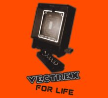 Vectrex Will Live On by YamiMario