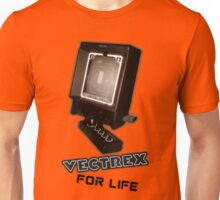 Vectrex Will Live On Unisex T-Shirt