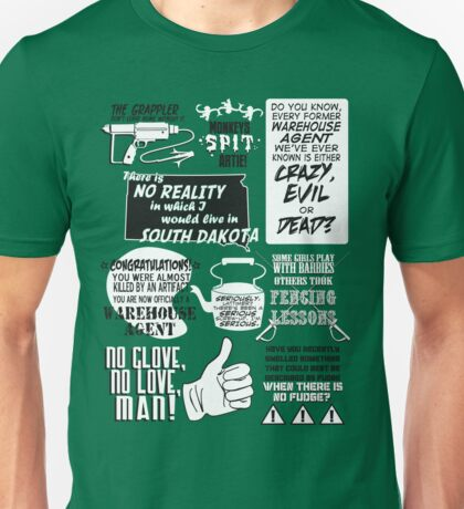Myka Musings Unisex T-Shirt
