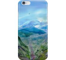 Over Hill and Dale iPhone Case/Skin
