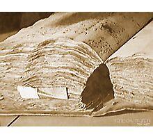 Old Antiek Book Photographic Print