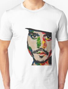 Primary Johnny Unisex T-Shirt