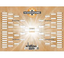 Ultimate Video Game Tournament!!  Photographic Print
