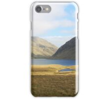 Glacial Valley 1 iPhone Case/Skin