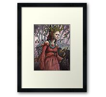 The Gift of Consequence Framed Print