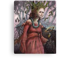 The Gift of Consequence Canvas Print