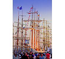 Tall Ships Lisbon 2012 Photographic Print