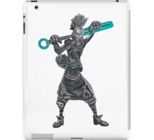 The time machine Ekko V1 png version iPad Case/Skin