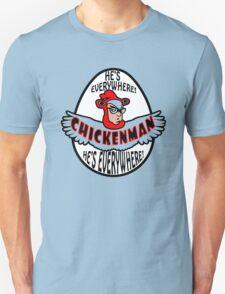 Chicken Man! Unisex T-Shirt