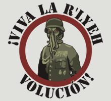 Viva La R'lyeh Volucion! by JamesAD