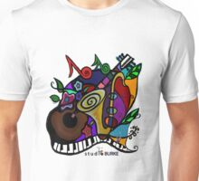 "s t u d i o  BURKE ""Jazzy T"" Unisex T-Shirt"