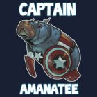 Captain Amanatee by jomiha