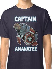 Captain Amanatee SALE! Classic T-Shirt