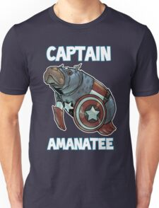 Captain Amanatee SALE! Unisex T-Shirt