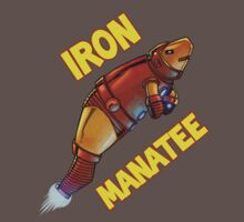 Iron Manatee SALE! by jomiha