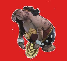 Wonder Womanatee Kids Clothes