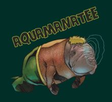 Aquamanatee T-Shirt