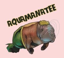 Aquamanatee Kids Clothes