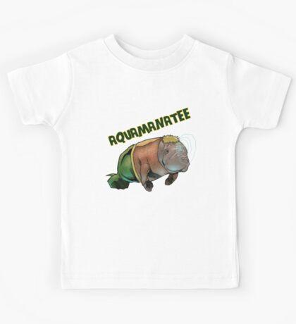 Aquamanatee Kids Clothes